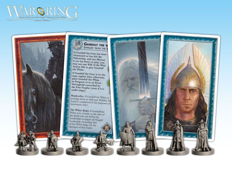 War Of The Ring Second Edition Rules