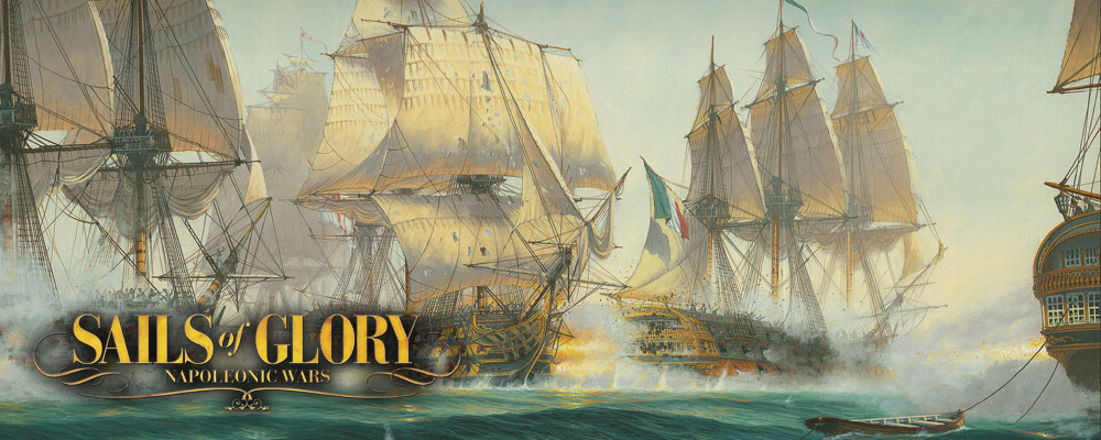 sails of glory line ares games