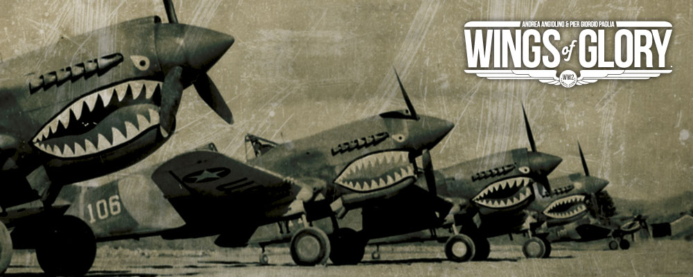 WW2 Wings of Glory Line « Ares Games