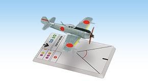 WGS108A - Nakajima Ki-84 Hayate (Fujimoto)