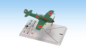 WGS108B - Nakajima Ki-84 Hayate (Imoto)