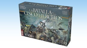 The Battle of Five Armies - Spanish Edition