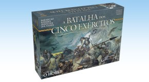 The Battle of Five Armies - Portuguese Edition