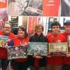 Ares Games' demo crew at Gen Con Indy 2014