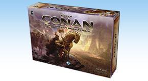 Age of Conan – Strategy Board Game