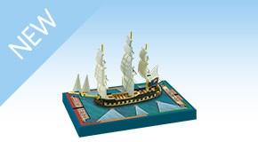 SGN103C - HMS Orpheus 1780