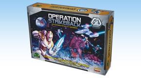 Galaxy Defenders - Operation Strikeback