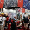 Ares Games' booth at Gen Con Indy 2015