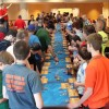 The big game of Sail of Glory at Gen Con 2015