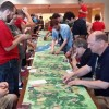 Almost 50 players took part to the WW1 Wings of Glory big game