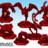 Galaxy Defenders - Elite Alien Legion: Plastic Miniatures