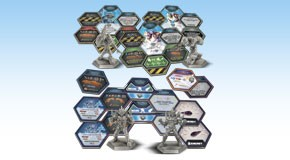 Galaxy Defenders - 5th Column: Components