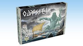 Odysseia (Greek Edition)