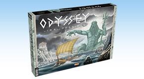 Odyssey - A Ira de Poseidon (Portuguese Edition)