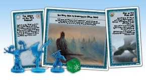 War of the Ring - Warriors of Middle-earth: Components - Free Peoples
