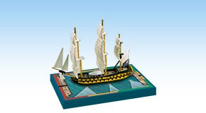 SGN110A - HMS Leander 1780 / HMS Adamant 1780