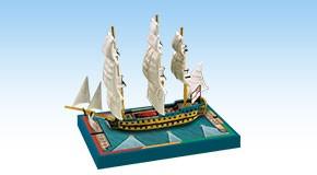 SGN112C - HMS Bahama 1805 / HMS San Juan 1805