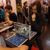 Demos at the booth: Odyssey - The Wrath of Poseidon.