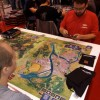 Demos at the booth: Wings of Glory