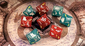 Sword & Sorcery - Custom Dice Pack