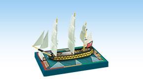 SGN114A - HMS Agamemnon 1781 / HMS Raisonnable 1768
