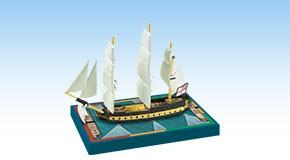 SGN114C - HMS Africa 1781 / HMS Vigilant 1774
