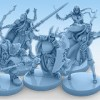 Sword & Sorcery - Ghost Souls Form Heroes