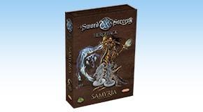 Sword & Sorcery - Samyria Hero Pack
