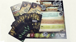 This War of Mine TBG - Tales from the Ruined City - Cards