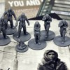 This War of Mine TBG - Tales from the Ruined City - Figures