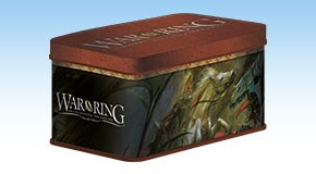 War of the Ring - Card Box and Sleeves