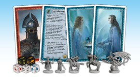 War of the Ring - Lords of Middle-earth: Components