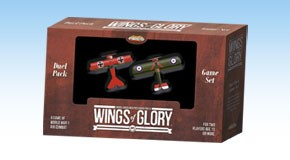 WW1 Wings of Glory - Duel Pack