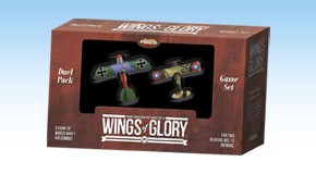 WW1 Wings of Glory - Duel Pack (Albatros D.Va vs. Spad XIII)