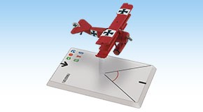 WGF104A - Fokker Dr.I (von Richthofen) (Out-of-print)