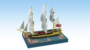 SGN102A- HMS Impétueux 1796 (former French ship America 1788)