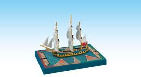 SGN103B - HMS Cleopatra 1779
