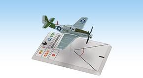 WGS107B - P-51D Mustang (Saks)
