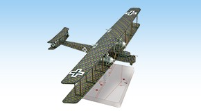 WGF304B - Zeppelin Staaken R.VI (Schilling)