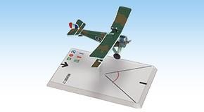 WGF117B - Nieuport 17 (Charles Nungesser)
