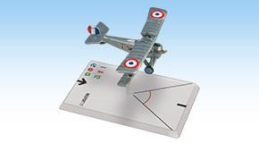 WGF117C - Nieuport 17 (Thaw/Lufbery)