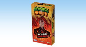 Monsters Vs. Heroes - Victorian Nightmares