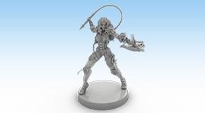 Sword & Sorcery - Morrigan Hero Pack