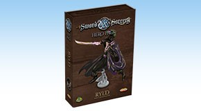 Sword & Sorcery - Ryld Hero Pack