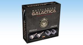 Battlestar Galactica - Starship Battles Starter Set