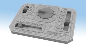Battlestar Galactica - Starship Battles: Control Panel