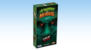 Monsters Vs. Heroes - Cthulhu Mythos