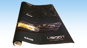 U-BOOT Latex Giant Playing Mat
