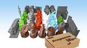 U-BOOT All Resin Pack