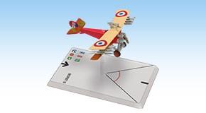 Jean Navarre's Nieuport 16